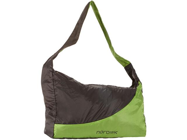 Nordisk Malmö Shoulder Bag 25L, green/black